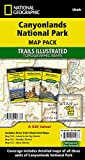 Canyonlands National Park [map Pack Bundle] (National Geographic: Trails Illustrated)
