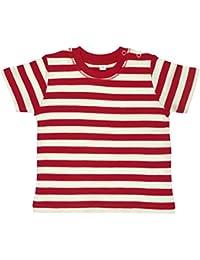 Babybugz bébé Stripy T-Shirt pour Enfants pour bébé Pur Coton ... 286ec024955