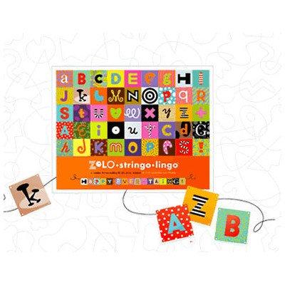 ZolO 154302 Stringo Lingo Banner Art Making Kit