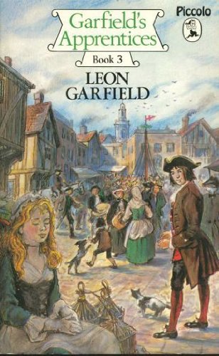 Garfield's apprentices. Book 3