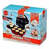 American Originals 6-Cupcake, Red
