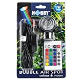 Hobby 00677 Bubble Air Spot Colour & Moon, LED mit Ausströmerfunktion