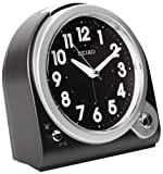 Seiko QHK029KLH Japanese Quartz Alarm Cl...
