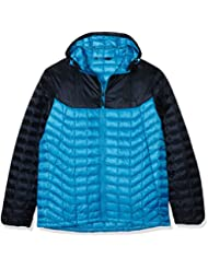 The North Face M Thermoball Hoodie - Chaqueta con capucha para hombre, multicolor, talla L