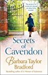 Secrets of Cavendon par Taylor Bradford