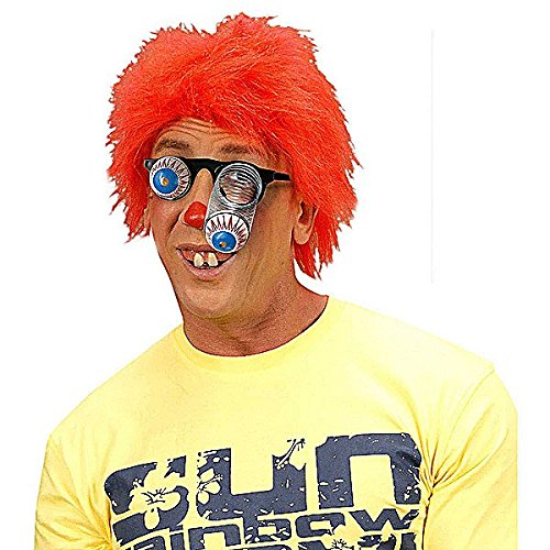 Widmann 4854o occhiali shock scherzi di carnevale