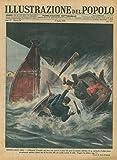 Mentre l'elica gira. A Montreal (Canada') una barca che portava il pilota del porto fu travolta dall'elica di un piroscafo. Il pilota rimase orrendamente mutilato, mentre uno dei barcaioli ebbe una g
