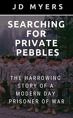 Searching For Private Pebbles: War becomes real when it's your buddy in a jihadist video. book cover