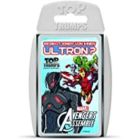 Top Trumps - Marvel Avengers Assemble