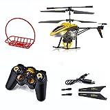 Die besten Fernbedienung Hubschrauber - spire-tech st-488Fernbedienung Hubschrauber Spielzeug 3CH Gyro mit Seilwinde Bewertungen