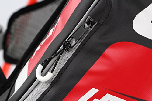 Leatt Trinkrucksack GPX Race HF 2.0 Rot/Schwarz, 2 L Rot