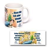Lustige Tasse für Ärzte und Krankenschwestern