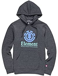 Sweat Element SP16 Vertical Gris Heather