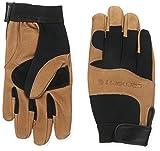 Best Carhartt Gloves For Men - Carhartt Men's The Dex Ii Glove, Black/Barley, XX-Large Review
