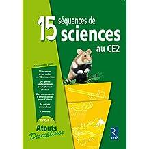 15 séquences de sciences au CE2