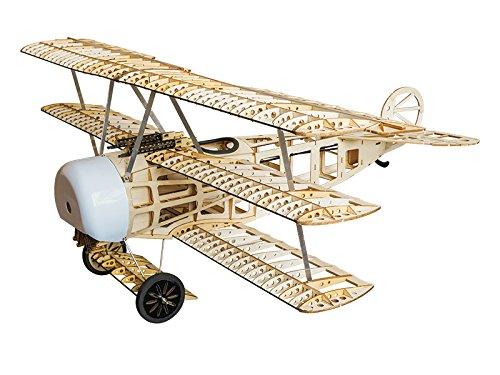 Balsaholz-flugzeuge-kits Rc (arkai Fokker Dreidecker - Balsa KIT)