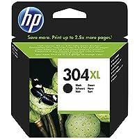 HP N9K08AE (304XL) SİYAH MÜREKKEP KARTUŞ