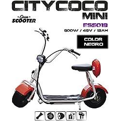 Scooter Eléctrico CityCoco MINI 800W