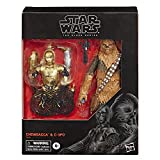 Hasbro Star Wars The Black Series E5 Bl Chewbacca C3Po, Mehrfarbig, E8440EU4