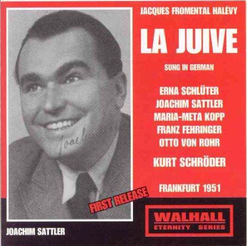 Halevy: Die Jüdin (La Juive) [UK-Import]