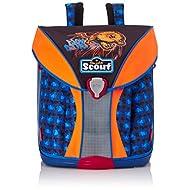 Scout Set de sacs scolaires, noir/bleu (Bleu) - 71400775000