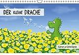 Der kleine Drache (Wandkalender 2018 DIN A4 quer): Monat für Monat ein kleiner Drache (Monatskalender, 14 Seiten ) (CALVENDO Spass) [Kalender] [Apr 01, 2017] Eisendle, Carmen