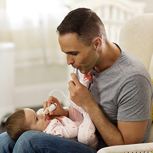 Munchkin CosieNosie Baby-Nasensauger mit Aufbewahrungsbehälter und 3 verschiedenen Aufsätzen - 5