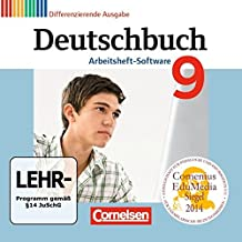 Deutschbuch 9. Schuljahr - Übungs-CD-ROM zum Arbeitsheft - Zu allen differenzierenden Ausgaben