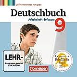 Produkt-Bild: Deutschbuch 9. Schuljahr - Übungs-CD-ROM zum Arbeitsheft - Zu allen differenzierenden Ausgaben