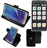 360° Schutz Hülle Smartphone Tasche für Kodak IM5,