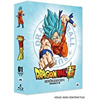 Dragon Ball Super - L'intégrale de la série -TOEI Animation - Coffret Blu-Ray - Episodes 1-46