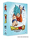 Dragon Ball Super - L'intégrale de la série -TOEI Animation - Coffret Blu-Ray - Episodes 1-46