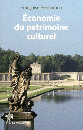 Économie du patrimoine culturel