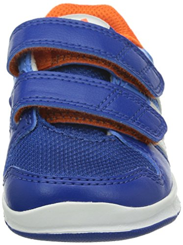 Cf Lauflernschuhe Trainer Royal adidas 6 Naranja Azul Lk Kinder Unisex nF1F7XUqS