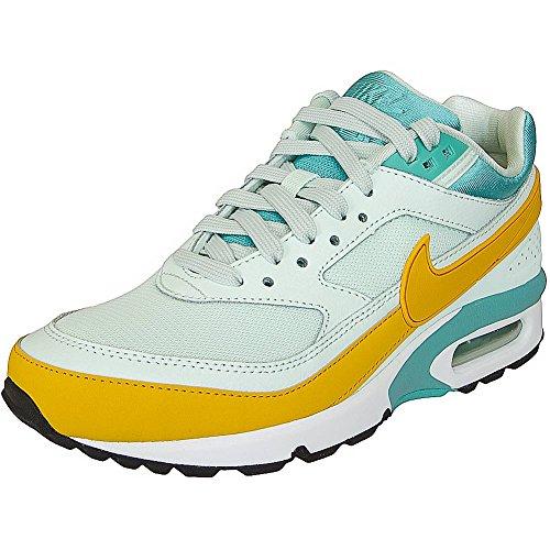 Nike Air Max BW 821956-300, Damen Sneaker Grün