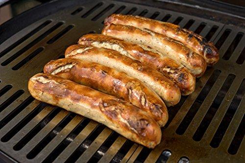 Weber Elektrogrill Bratwurst : Edelstahl grillrost ersatzrost passend für alle grills der weber