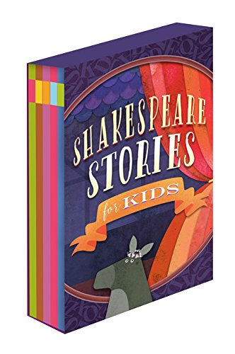 Shakespeare for Kids: A Midsummer Night's Dream / Much Ado About Nothing / All's Well That Ends Well / The Tempest / The Tragedy of Macbeth