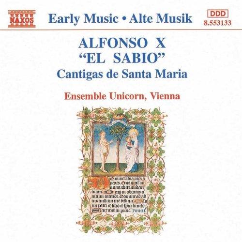 "Cantiga No. 10, ""Rosa das rosas"": Virgen, madre gloriosa (CSM 340)"