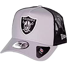 1d18eaf2533ca A NEW ERA Gorra Trucker Team Essential Oakland Raiders Gris