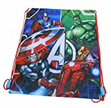 New Boys/Childrens Avengers Gym Bag With Artwork To - Best Reviews Guide