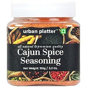 Urban Platter Cajun Spice Seasoning, 150g