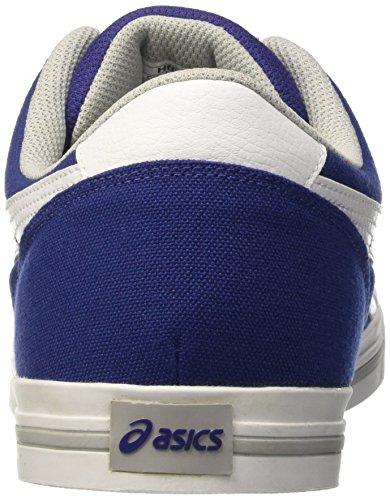 Asics Aaron, Baskets Mode Homme Bleu (Bleue Print/White)