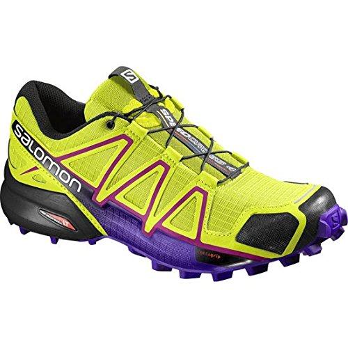 Salomon L39185900, Chaussures de Trail Femme