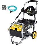 Powerplus powxg9009senkrecht 540L/H Hochdruck Schwarz Gelb Reinigungstuch, oder Hochdruckreiniger–Hochdruckreiniger (senkrecht, schwarz, gelb, 3,6l, 540l/h)