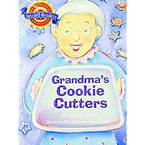 Grandma's Cookie Cutters, Leveled Reader on Level