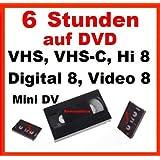 10 Stunden Vhs Vhs C Digital 8 Hi8 Kamera