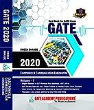 GATE ACADEMY 2020: ELECTRONICS & COMMUNICATION ENGINEERING VOLUME-1