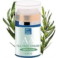 Crema Idratante di Aloe Vera e Albero del tè 50