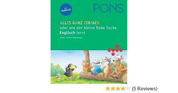 Pons Alles Ganz Einfach Oder Wie Der Kleine Rabe Socke Englisch