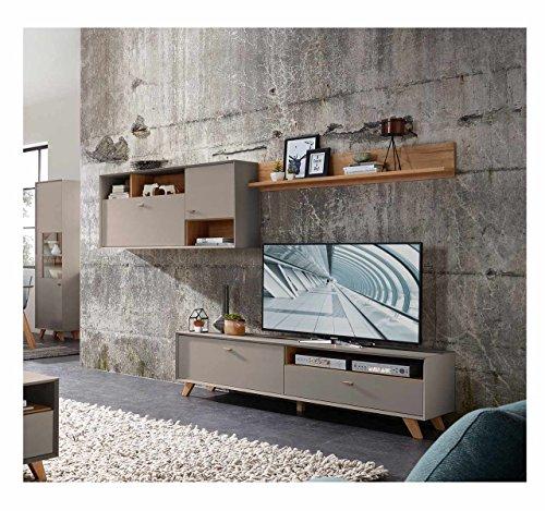 Wohnzimmerschrank modern for Wohnzimmerschrank eiche modern